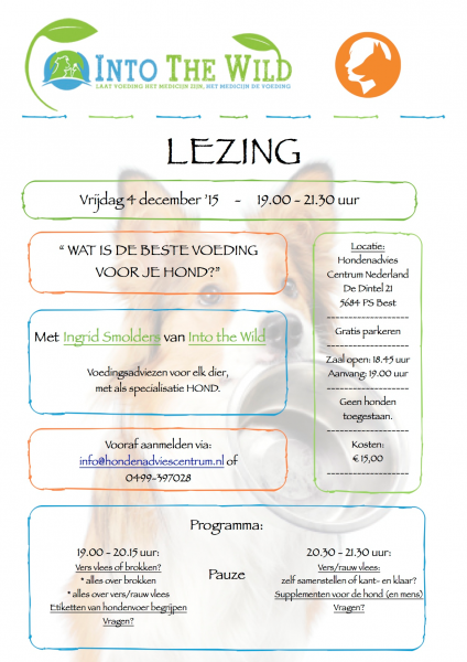 Into the Wild - Flyer lezing 4 december.png